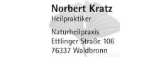 Heilpraktiker Norbert Kratz