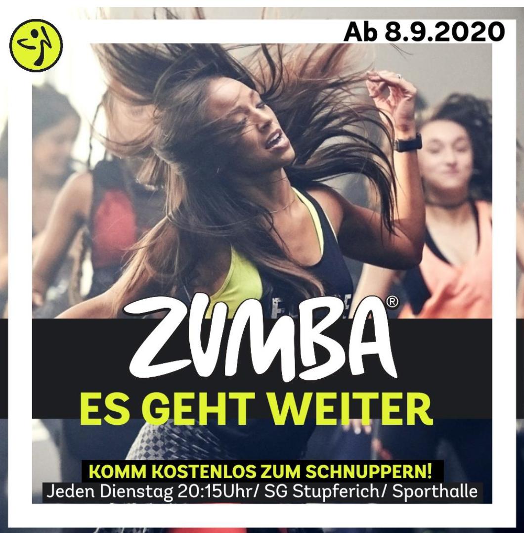 Zumba September 2020